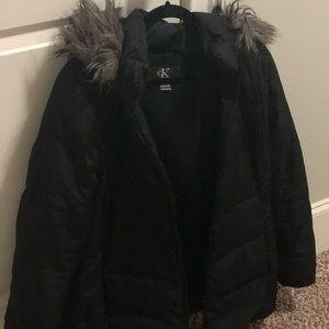 Jackets & Blazers - Calvin Klein Bubble Coat